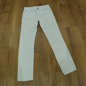 Girl's 7 FOR ALL MANKIND 'The Skinny' Denim Jeans